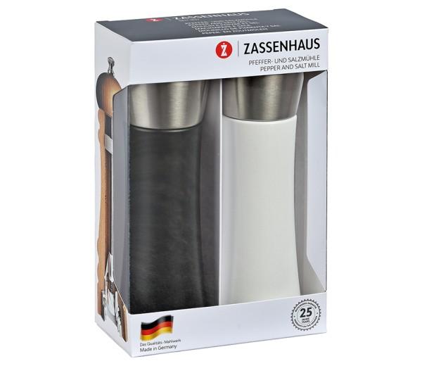 Set PM/SM AUGSBURG 18 cm schwarz / weiß